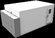 Walk-in Cryogenic Storage